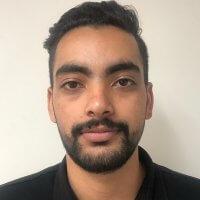 Jitender Singh Systems Technician in cybercom